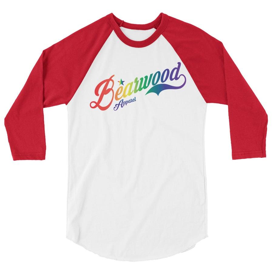 Image of BW Pride Logo BBT - Red/White