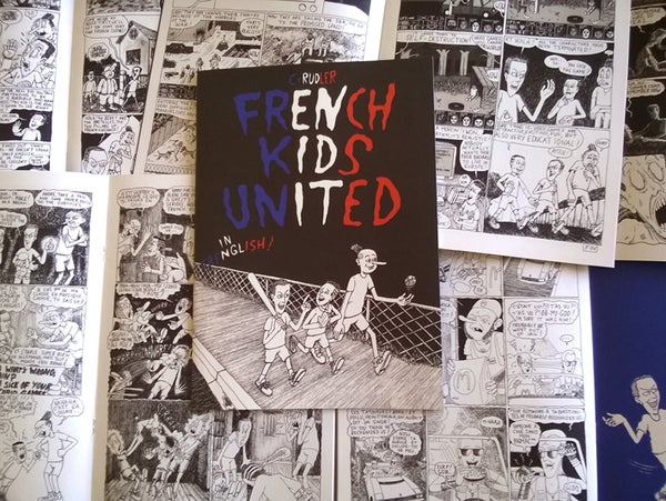 Image of FRENCH KIDS UNITED