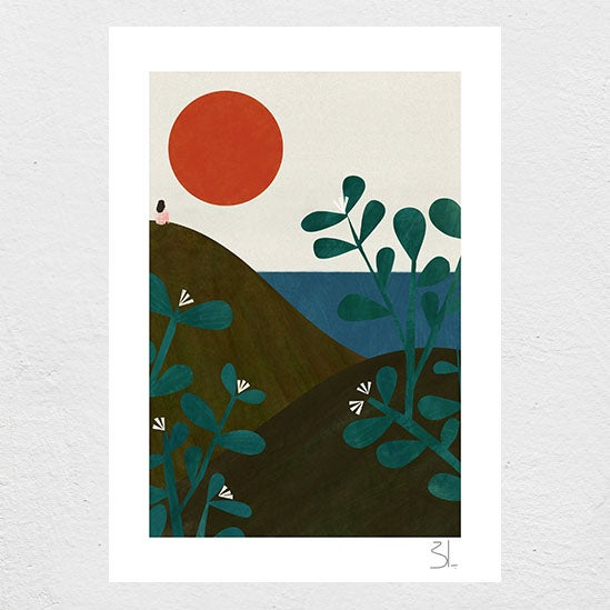 Image of End of Summer Print