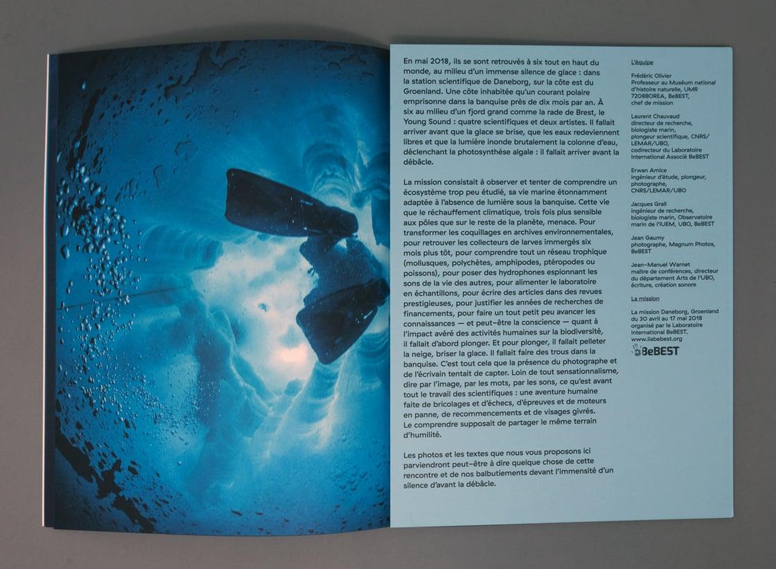 Image of Avant la débacle — Jean Gaumy, Erwan Amice & Jean-Manuel Warnet