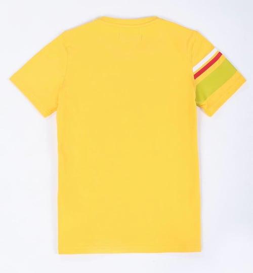 Image of Black Pyramid (Yellow)