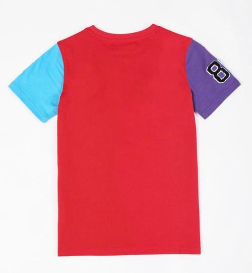 Image of Varsity Split Shirt