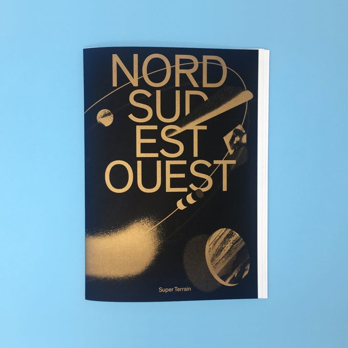 Image of Nord Sud Est Ouest — Super Terrain