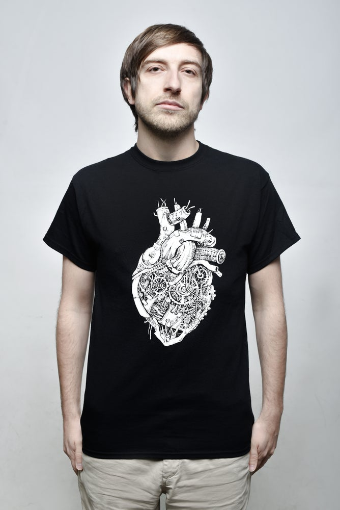 Image of MACHINE HEART TEE