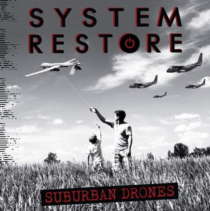 Image of Suburban Drones VINYL