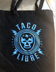Image of Taco Libre Tote Bag