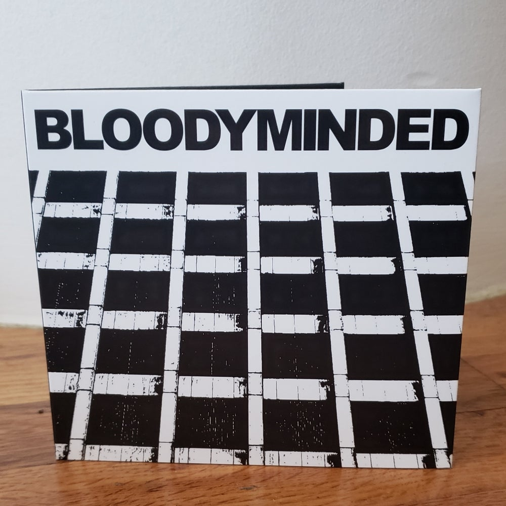"Image of BLOODYMINDED ""BLOODYMINDED"" CD in 8-panel digipak"