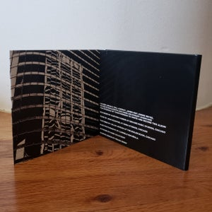 """Image of BLOODYMINDED """"BLOODYMINDED"""" CD in 8-panel digipak"""