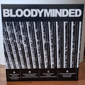 "Image of BLOODYMINDED ""BLOODYMINDED"" 2xLP in gatefold jacket"