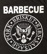 Image of Rock N Roll Texas BBQ Shirt