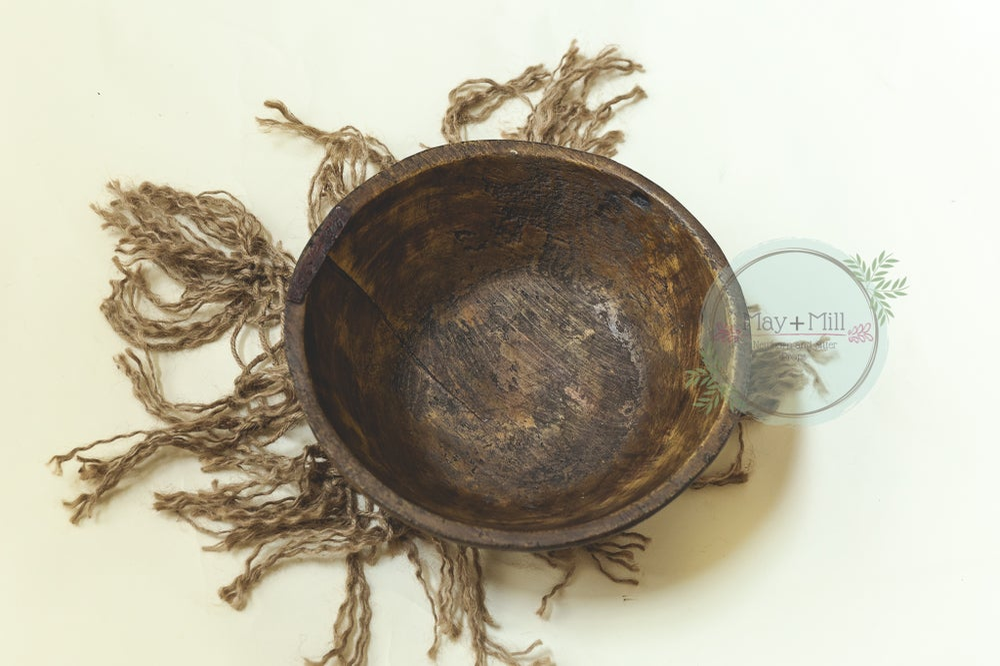 Image of Vintage Distressed Bowl