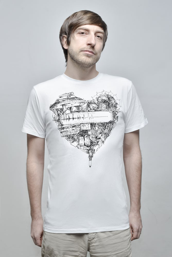 Image of FLATLINE TEE