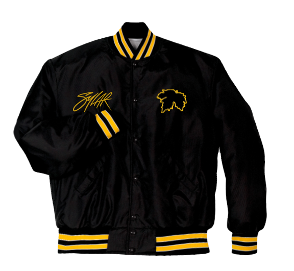 Image of Sylar Seasons Tour Varsity Jacket