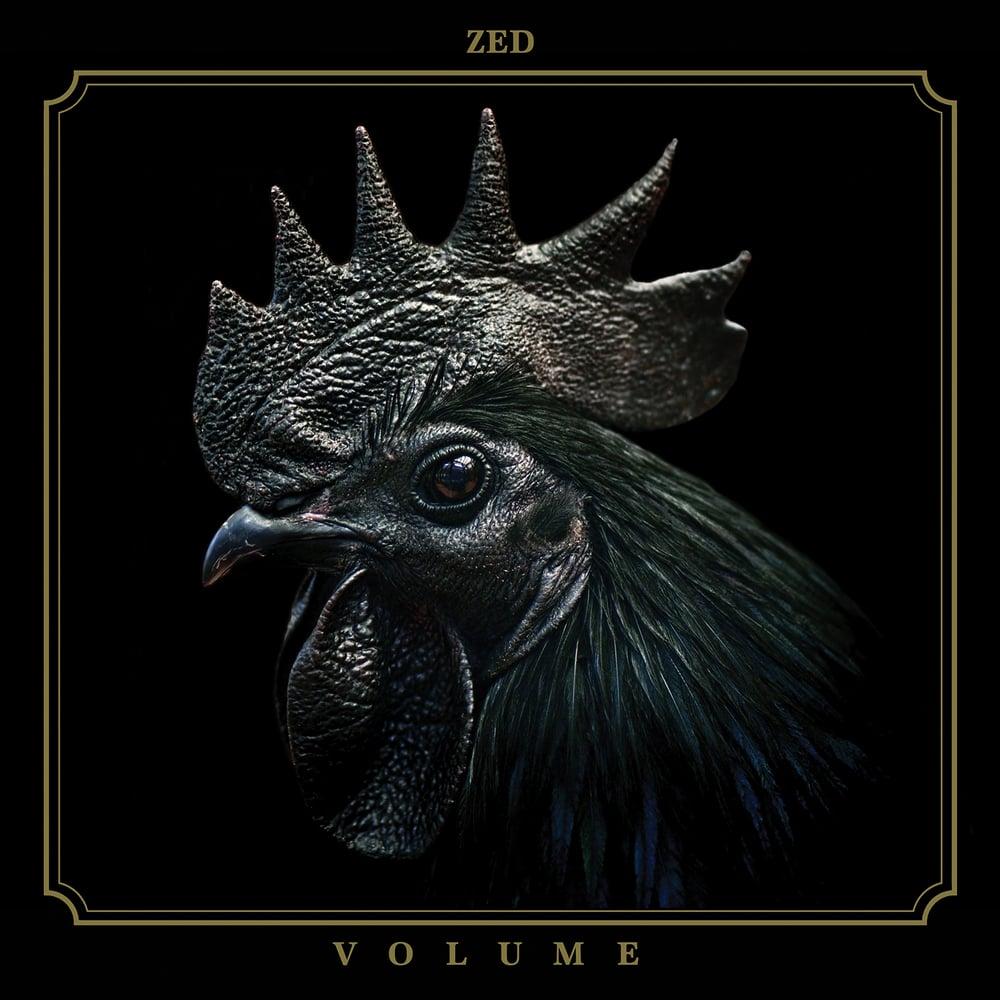 Image of ZED - Volume Limited Edition Black Vinyl LP