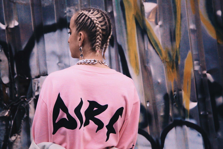 Image of FAULTY MODERNITY crewneck sweatshirt