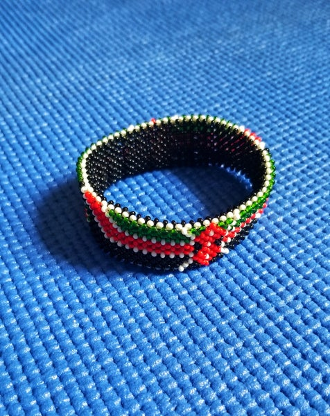 Image of Double sided Kenyan bracelet