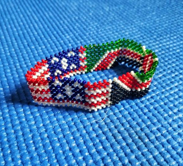 Image of Kenyan American bracelet large size