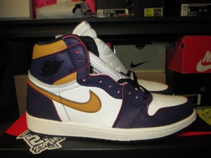 "Image of Air Jordan I (1) Retro High SB ""LA to Chicago"""