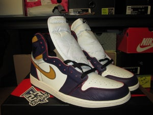 "Image of Air Jordan I (1) Retro High SB ""LA to Chicago"""