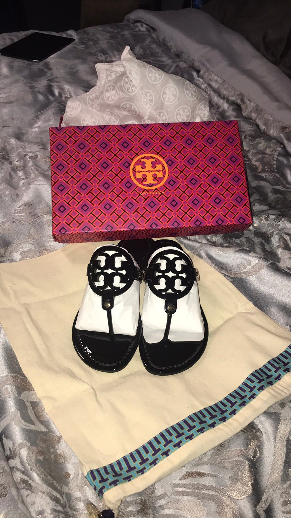 Image of Tory Burch Miller Sandal