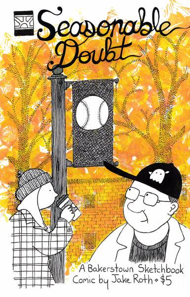 Image of Seasonable Doubt comic