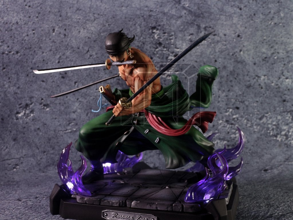 Image of [IN-STOCK] One Piece Model Palace Studio Zoro Resin Statue
