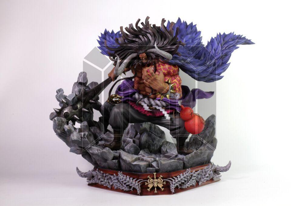 Image of One Piece Model Palace Studio Yonko Kaido Resin Statue