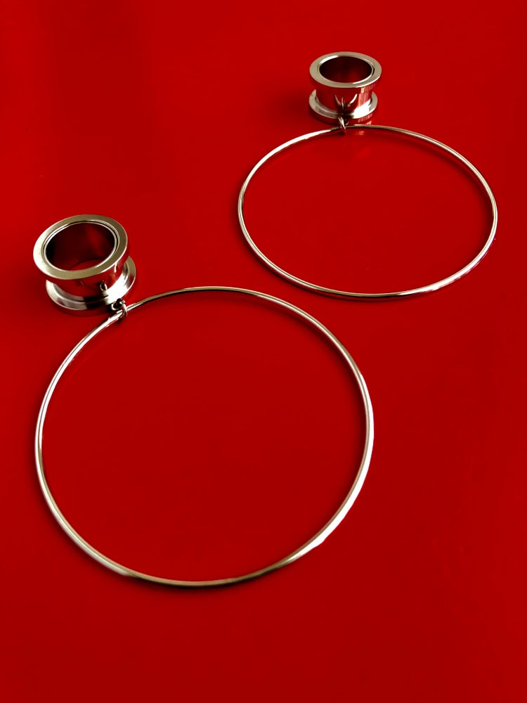 Image of EAR TUNNEL/ STRETCHER HOOPS