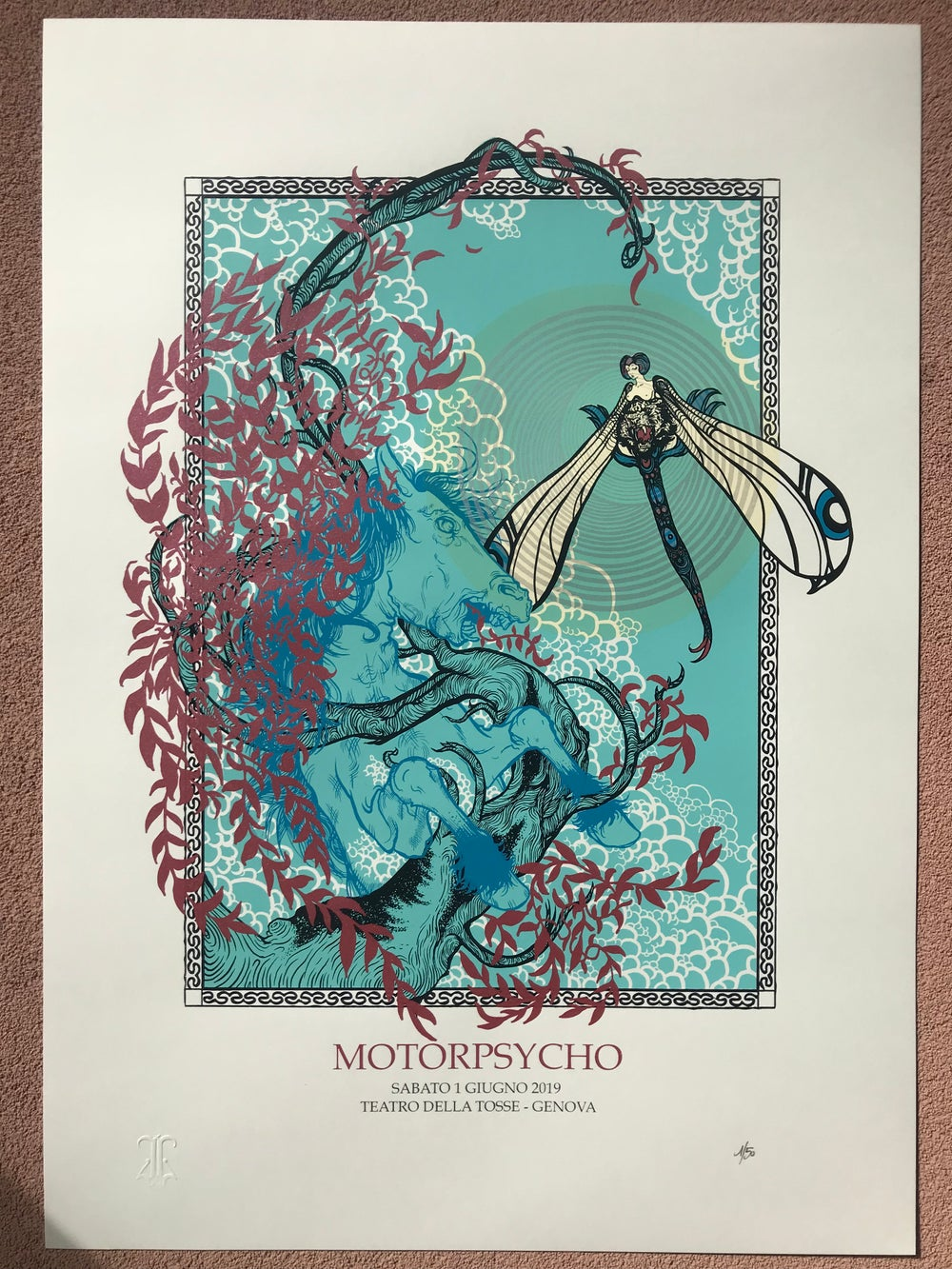 Image of MOTORPSYCHO at Teatro della Tosse - Genova