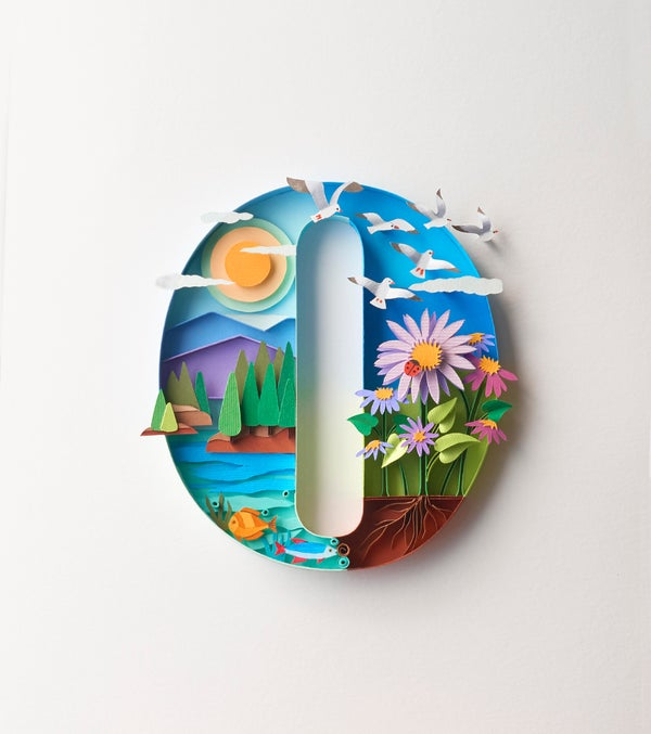 Image of Letter O