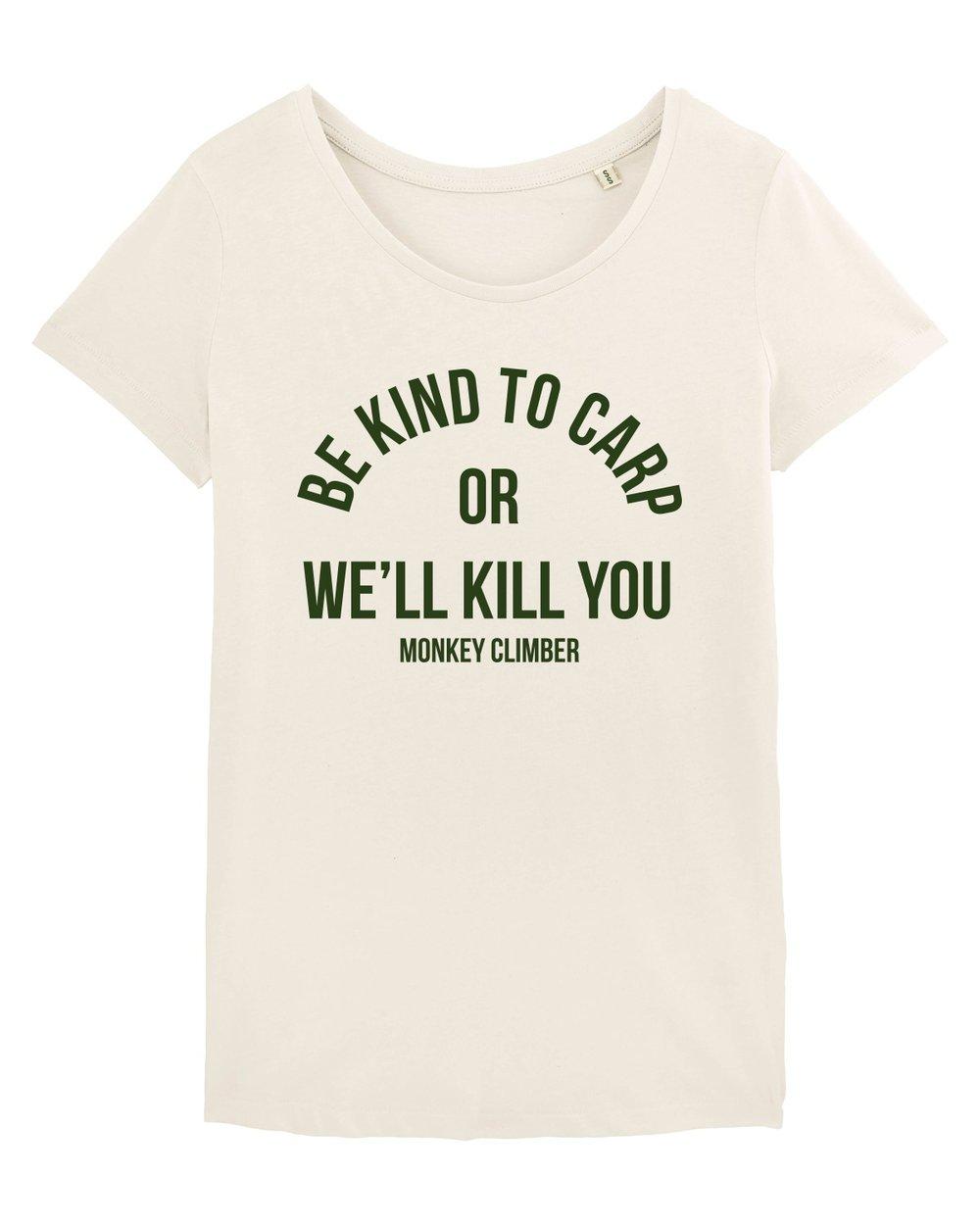 Image of Monkey Climber Kindred shirt I Natural