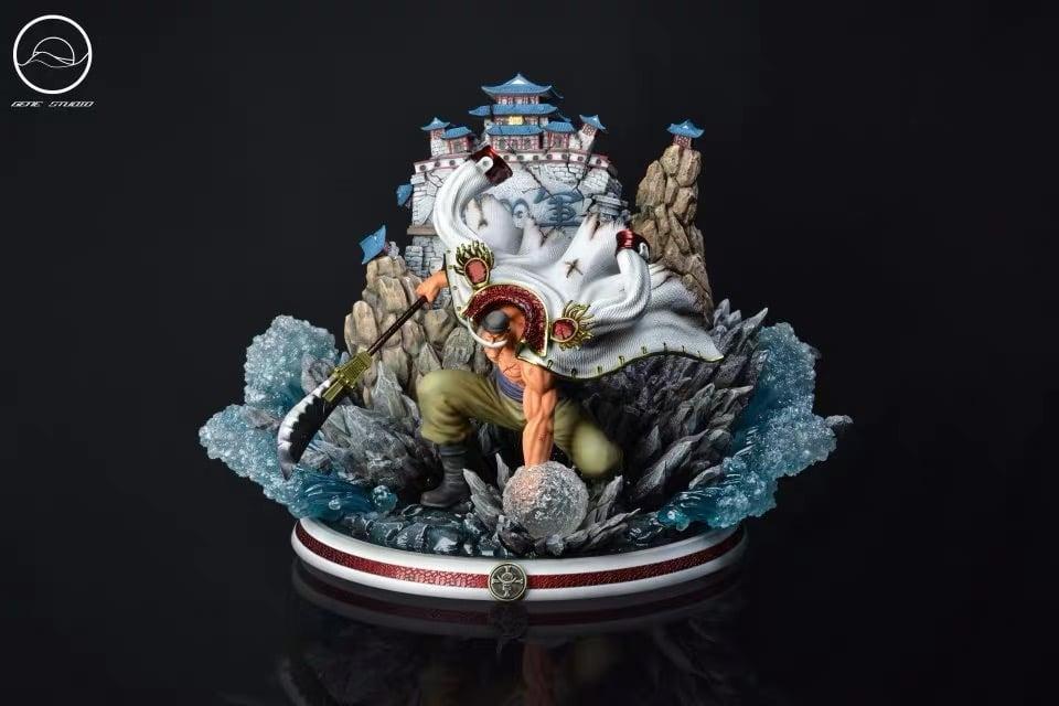 Image of One Piece Genesis Studio 1/8 Edward Newgate Whitebeard Resin Statue