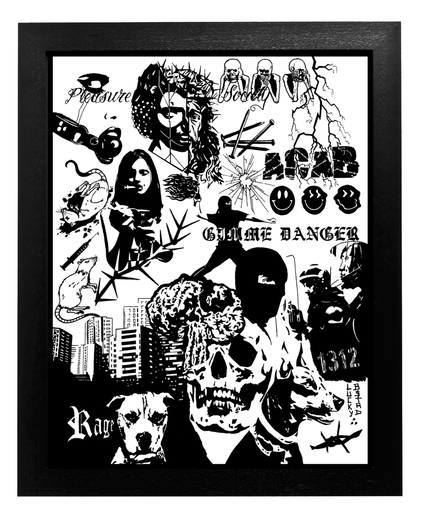 Image of Systemic (limited edition print)
