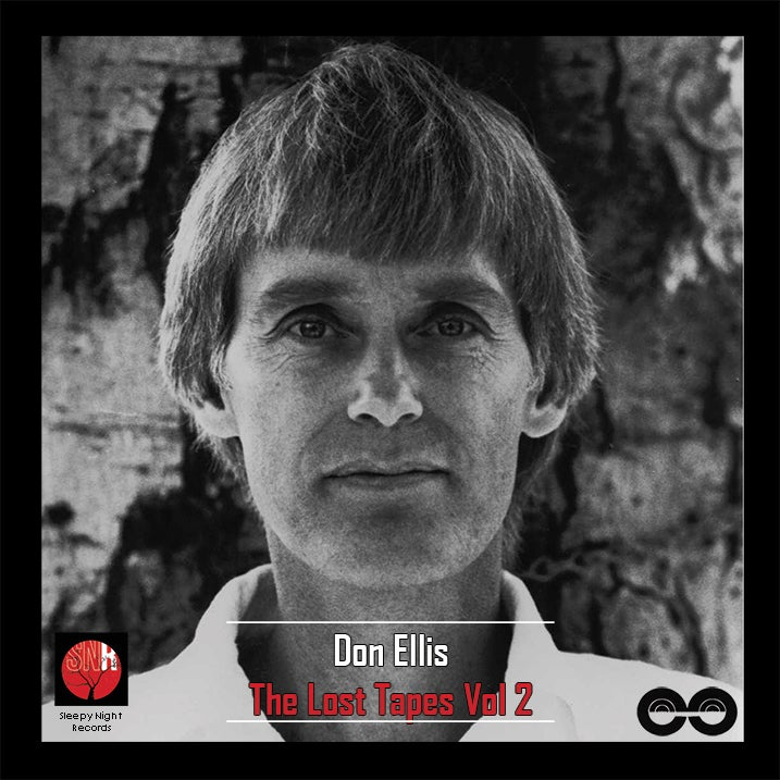 "Image of DON ELLIS ""THE LOST TAPES VOL2"""