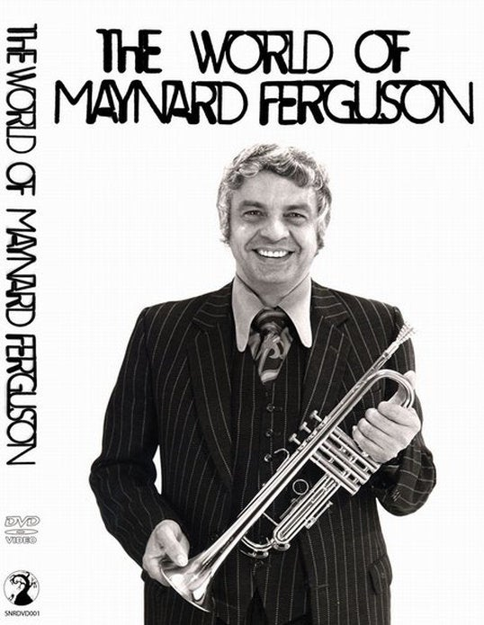 Image of The World of Maynard Ferguson dvd
