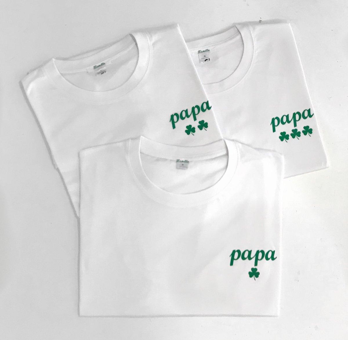 Image of Tee Shirt Papa ☘️☘️