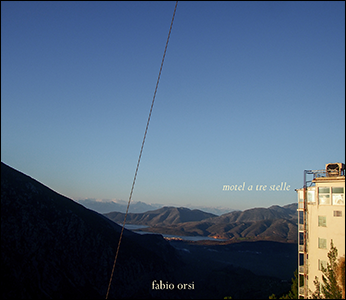 Image of FABIO ORSI - Motel A Tre Stelle CD