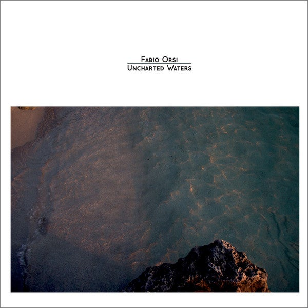 Image of FABIO ORSI - Uncharted Waters CD