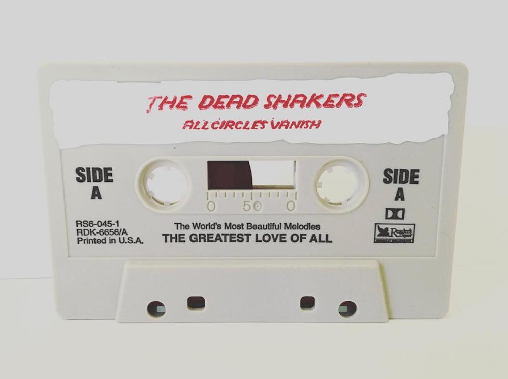 Image of All Circles Vanish Cassette Tape