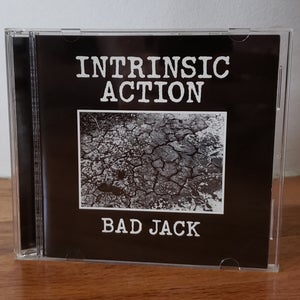 "Image of B!044 Intrinsic Action ""Bad Jack"" CD"