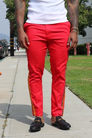 Image of The kendu tux - red