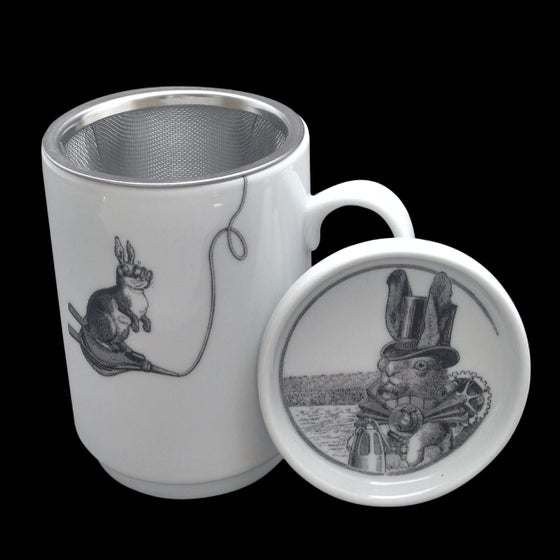 Image of Taza White Rabbit