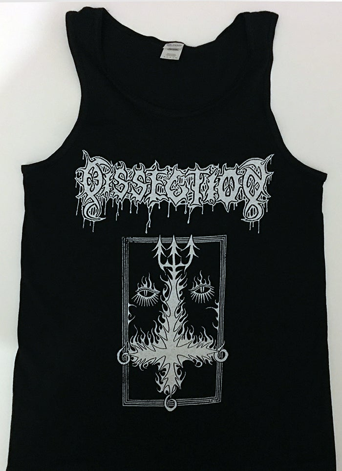 "Image of Dissection "" Cross "" Tank Top"