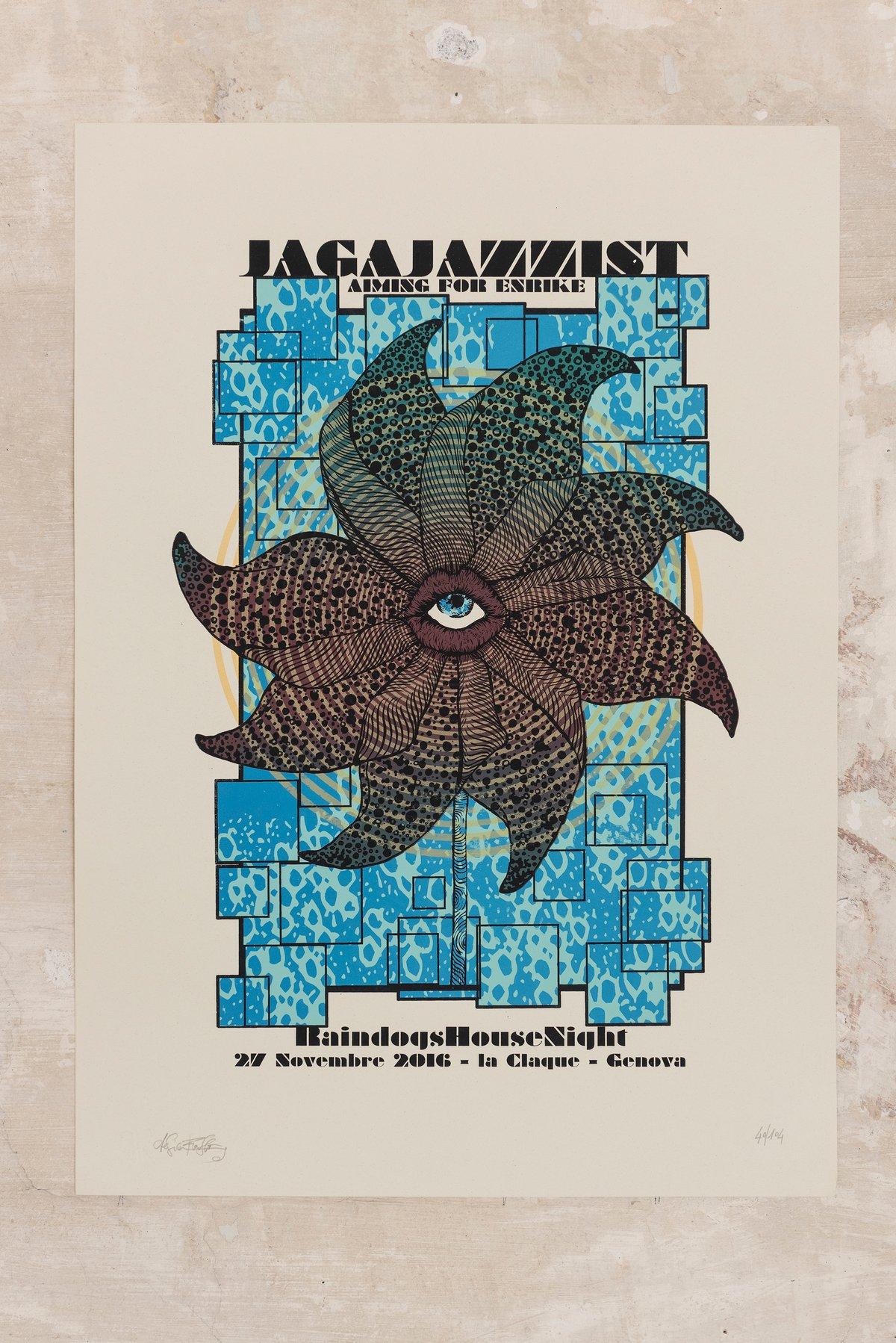 Image of JAGAJAZZIST - AIMING FOR ENRIKE