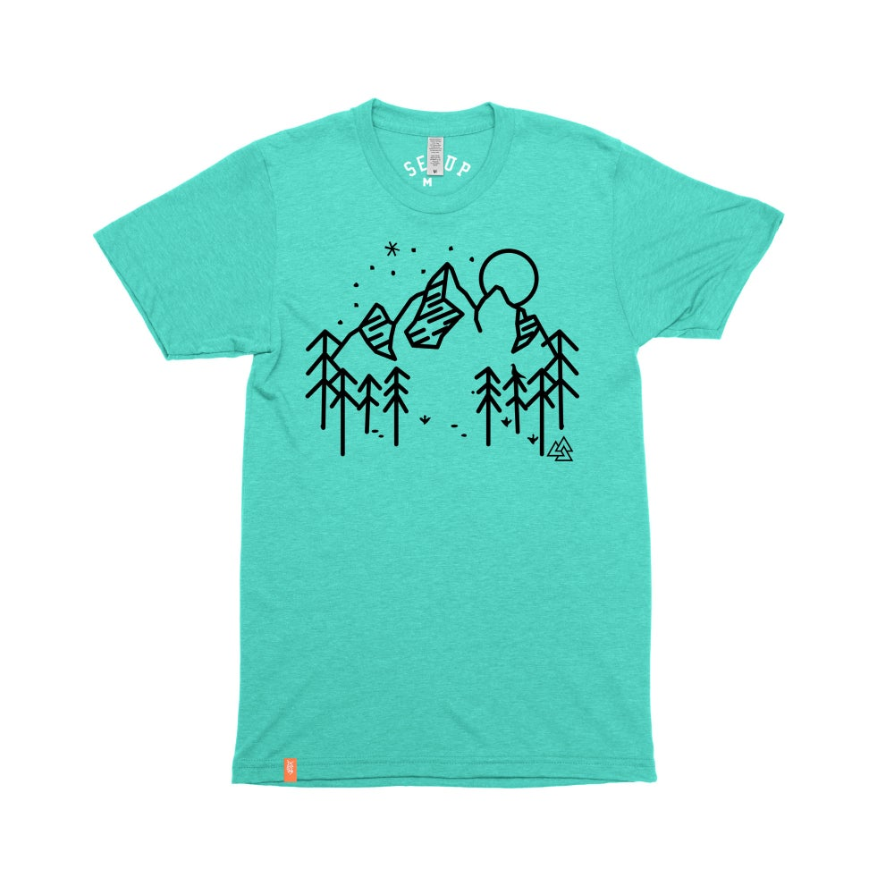Image of Outdoors Premium T-Shirt