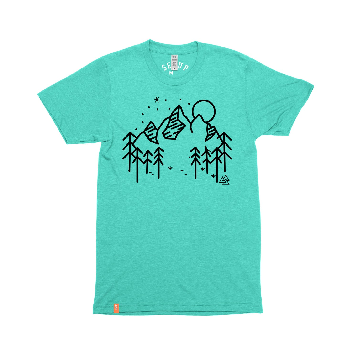 Image of Outdoors Premium T-Shirt