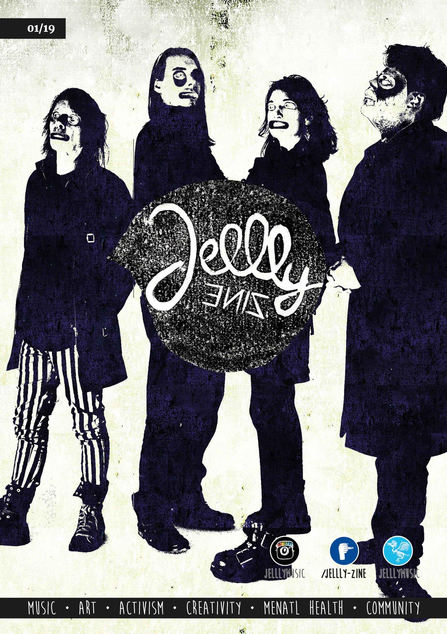 Image of Jellly ZINE 1/2019