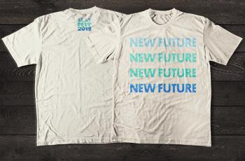 Image of SLAYFEST 2019 New Future Tee