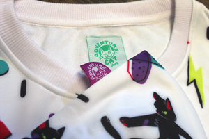 "Image of ""SK8R CAT"" Crewneck"