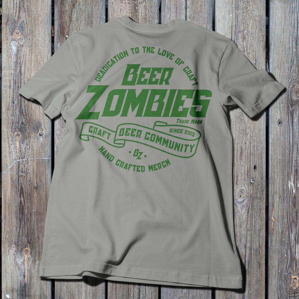 Beer Zombies - Craft Beer Community - Tshirt